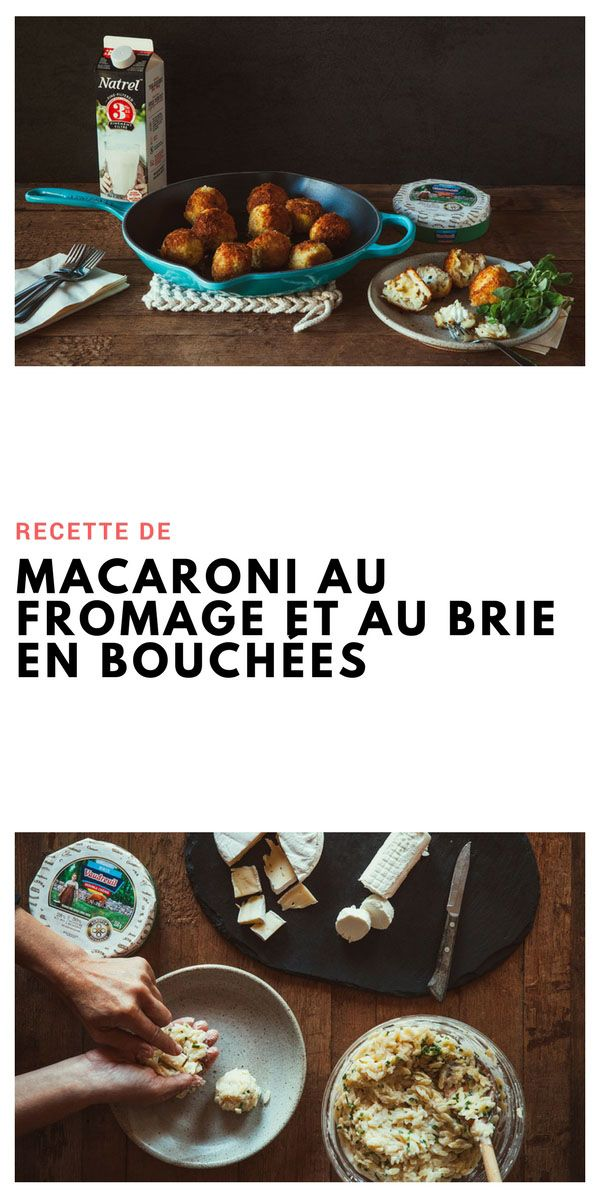 #macaroni #fromage #brie