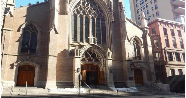 The Beautiful Church of St Monicas - Parish of St. Monica, St. Elizabeth of Hungary, and St. Stephen of Hungary (Formerly St. Monica) - New York, NY