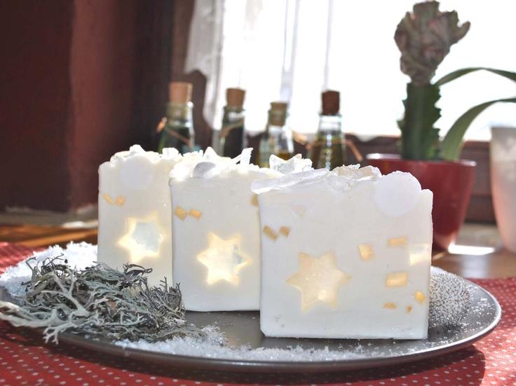 Soaphistication - Advent Soap-just plain pretty