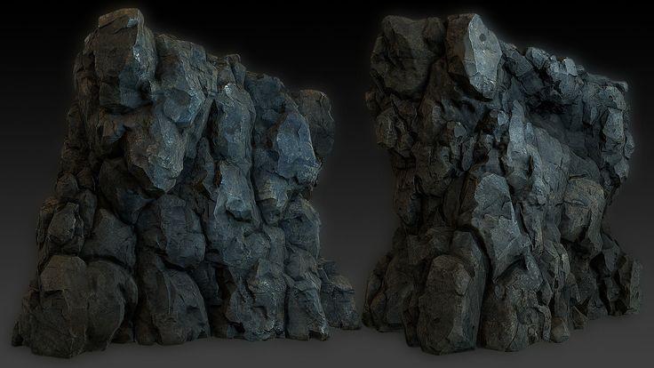 ArtStation - zbrush_rock, Black smith