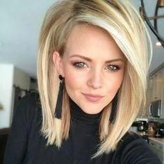 20 Stunning Hairstyles For Women With Thin Hair, Thought you were the just a single stressed over having slim hair? You're certainly not alone. Fortunately there are a lot of traps for adding a touch..., Hairstyles #shortbobhaircuts #bobhaircut