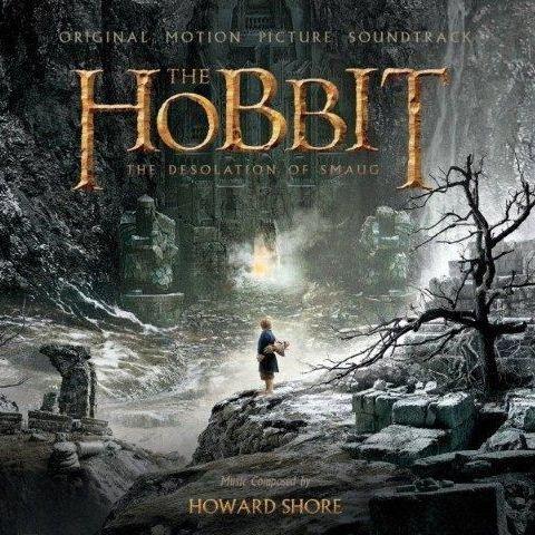 """""""Hobbit: Pustkowie Smauga"""" na ekrany wejdzie za dwa tygodnie, a u nas już dziś ścieżka dźwiękowa do filmu!"""