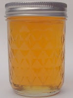 Canning Rose Hip Jelly (Only takes 1-2 cups of rose hips!)