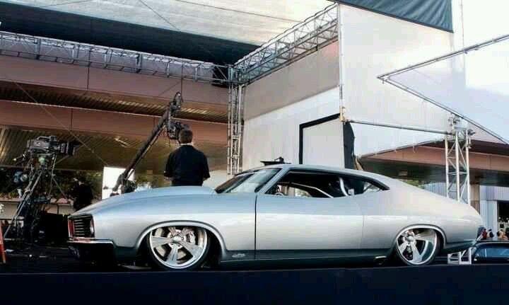 79 Falcon coupe
