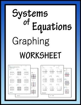 solving systems of linear equations by graphing worksheet doc solving systems of linear. Black Bedroom Furniture Sets. Home Design Ideas