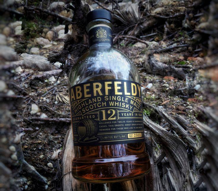 Aberfeldy, Single Malt Whisky