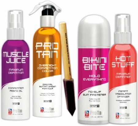 Pro Tan Pro Tan Competition Stack
