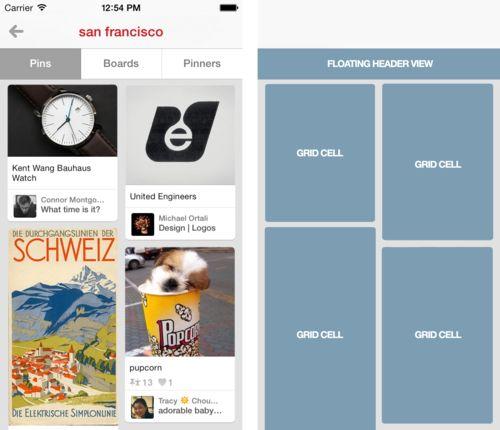 Designing the pinterest 3.0 app