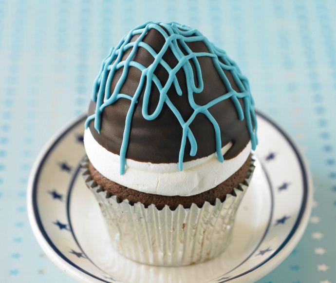Chocolade cupcake