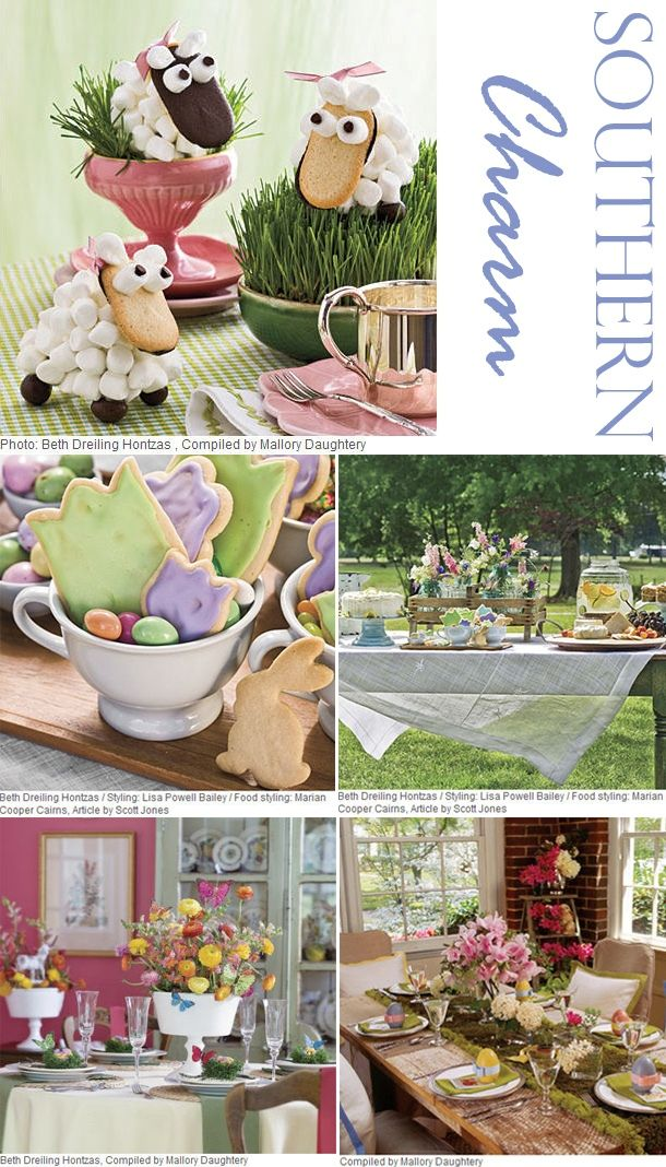 Easter with Southern Living