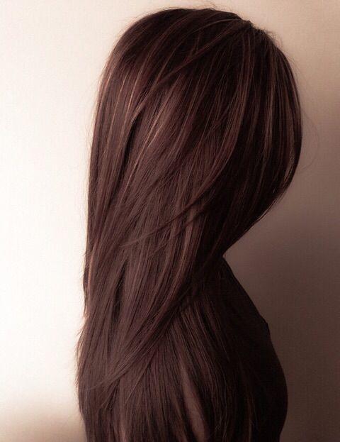 35 Euphoric Light and Dark Red Hair Colors // # Dark #Euphoric #Colours #Hair #Light