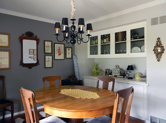 dining room built in cabinets poco pinterest