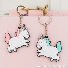 Set of 2 key-rings - Our friendship is magical (ENG)