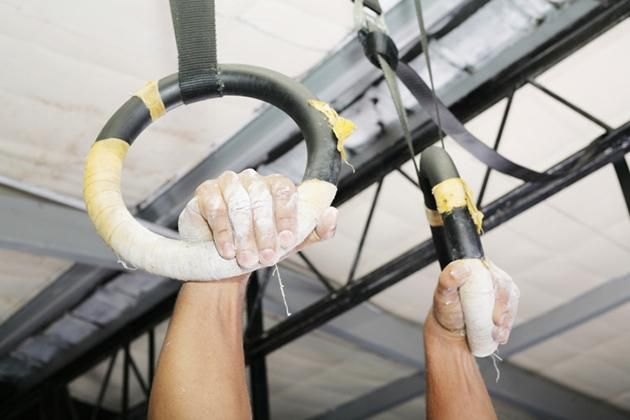 Definitions of CrossFit Exercises Like Thruster, Double Under, Snatch - Men's Fitness