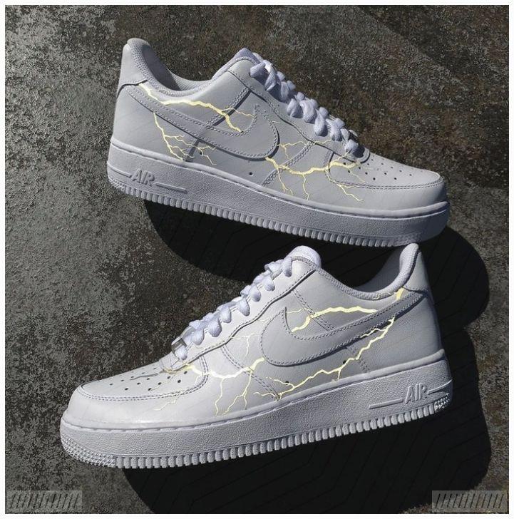 3M Lightning Air Force 1 Custom – …   – Kleidung