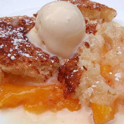 Southern Peach Cobbler Recipe - Key Ingredient