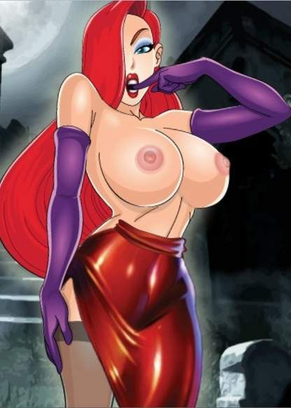 Sexy Jessica Rabbit Sex Video 13