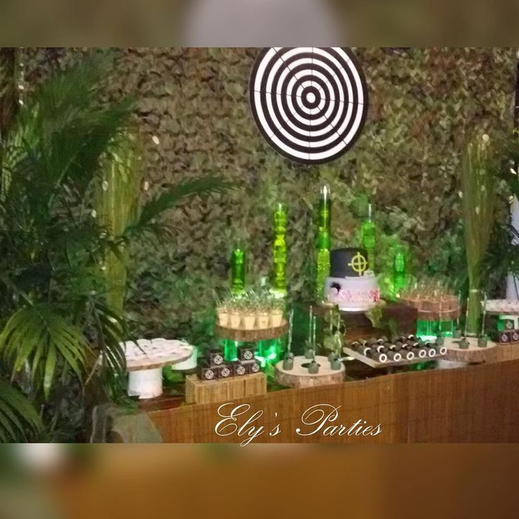 Spectacular target theme decoration for an adult Birthday celebration! #targetbirthday #camouflage #camo #camouflagebirthday #camouflagedecoration #targetpartydecoration #eventplanner #partyplanner #pinecrest #lovethisdecoration #miamipartyplanner #browardpartyplanner