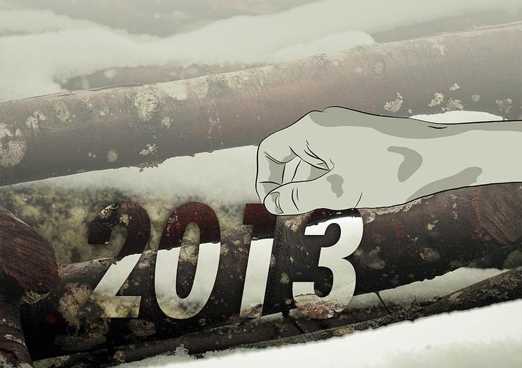 #detxu9one #detxu #2013 #year #snow #nieve