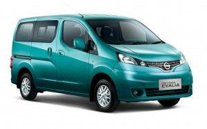 Sewa Mobil di Bali Nissan-evalia
