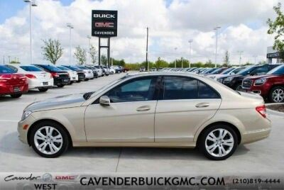 I want the Mercedes C350 (Gold colour)
