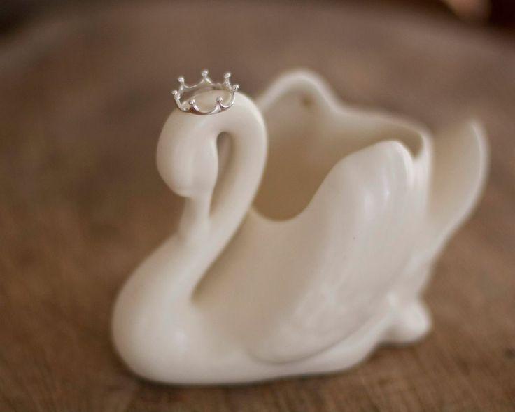 Crown ring.