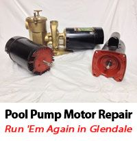 11 best images about electric motor repair on pinterest for Pool pump motors troubleshooting
