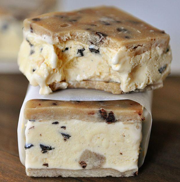 Eis-Rezepte: Ice Cream Sandwich - ein grandioses Revival - BRIGITTE