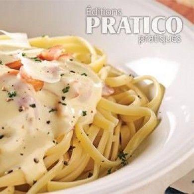 Sauce carbonara express - Recettes - Cuisine et nutrition - Pratico Pratique