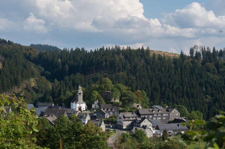 Nordenau - Ferienwohnung Haus Weide in Schmallenberg-Nordenau im Sauerland