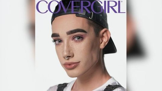 Meet CoverGirl's first-ever CoverBoy, James Charles