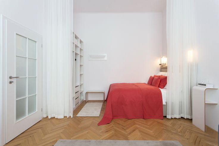 small apartment/bedroom