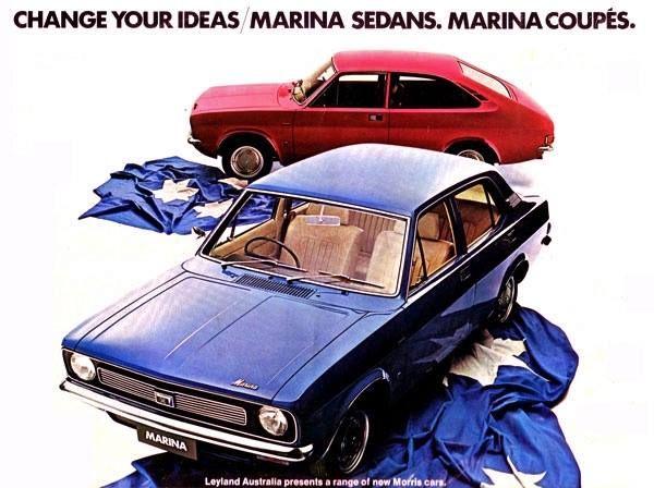 Storie di vecchie auto...                    per non dimenticare...: L'ultima Morris
