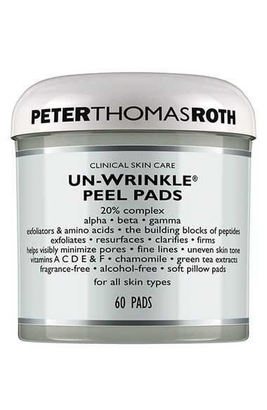 Peter Thomas Roth Un-Wrinkle® Peel Pads available at #Nordstrom