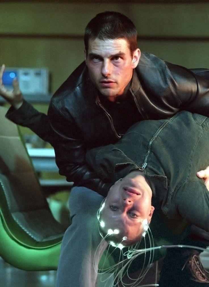Tom Cruise - Minority Report (Steven Spielberg, 2002)
