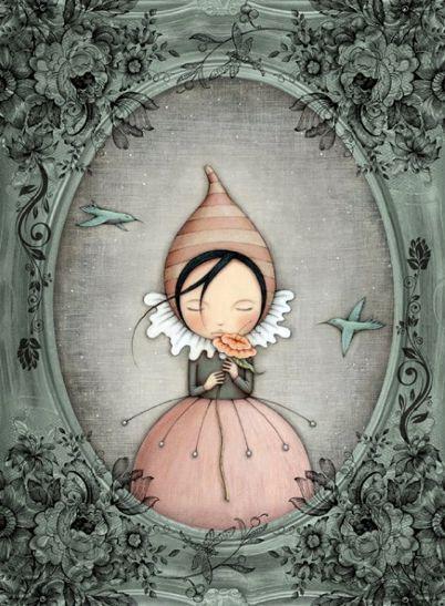 yeevon: Inspirational Artist - Leanne Ellis