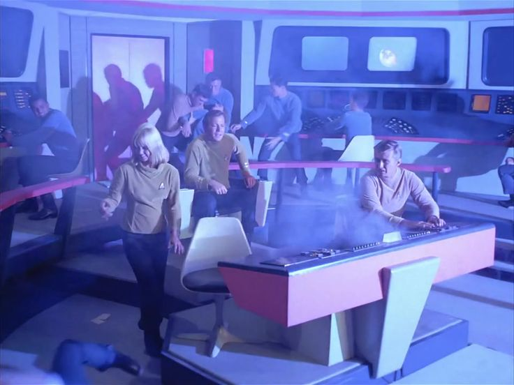 Good, agree Star trek episode no adults