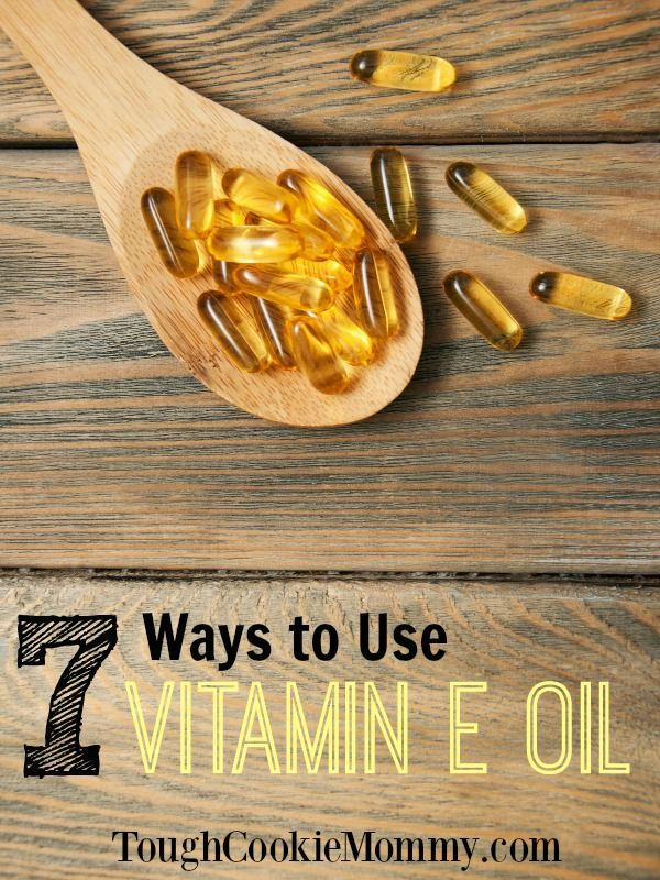 Vitamin E oil is one of the best products to keep in your bathroom cabinet. You will find that it can help solve and soothe many common health and beauty issues, and using it is typically as easy as dabbing it onto your skin. You can find vitamin E oil at most health …
