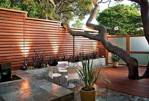 12 idées créatives pour votre cour arrière adaptées à tous les budgets! #cour #arrière #jardin #décor #magnifique