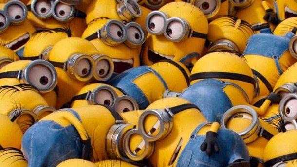 Das sind die Minions: Die Stars eines neuen Films