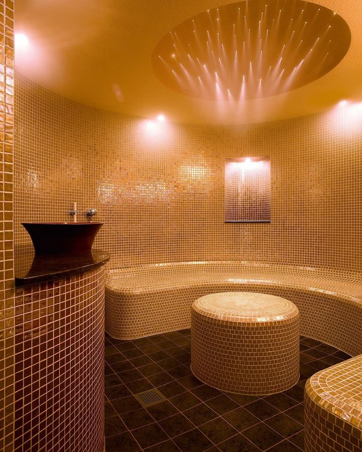 22 best Saunas images on Pinterest Saunas, Steam room and Design - g hotel luxus pur interieur