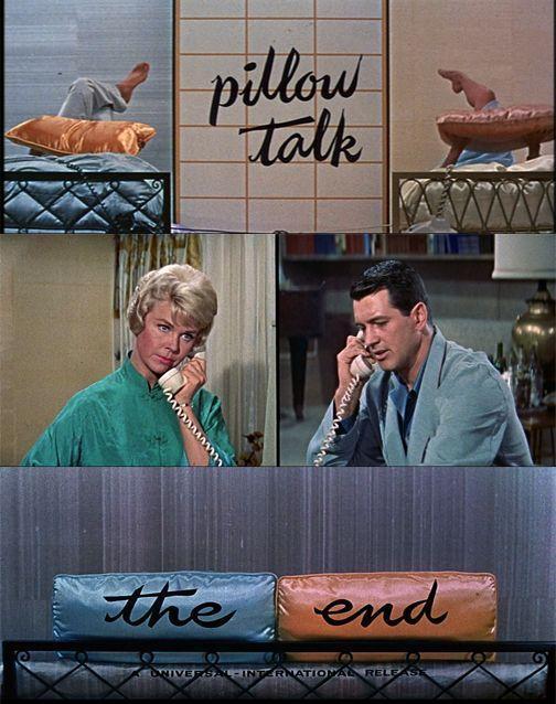 Pillow Talk with Doris Day & Rock Hudson