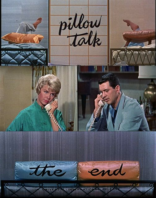 Pillow Talk with Doris Day & Rock Hudson