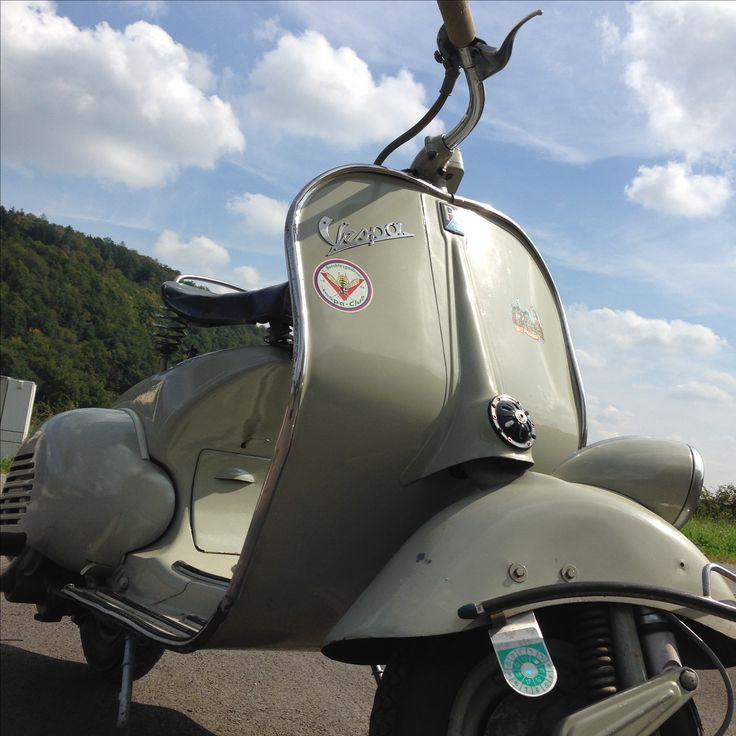 Vespa vm2t motos e bikes pinterest for Cama 0 90 x 1 90
