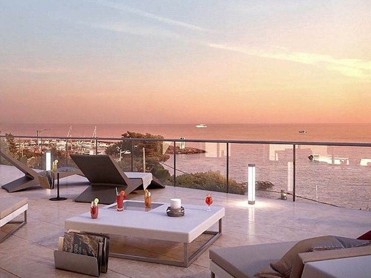 Stunning new apartments with sea view in Theoule sur Mer for sale