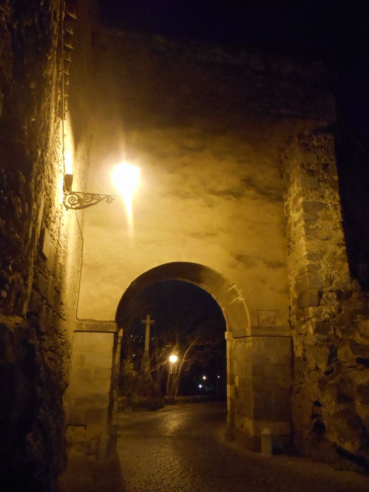 Puerta de San Cebrian.