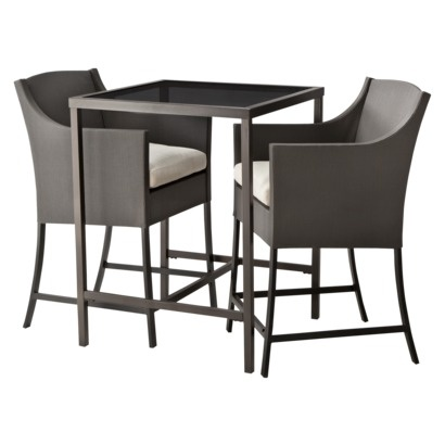 Target Home Gallery 3 Piece Sling Patio Bar Height Bistro Furniture Set Opens In A New Window