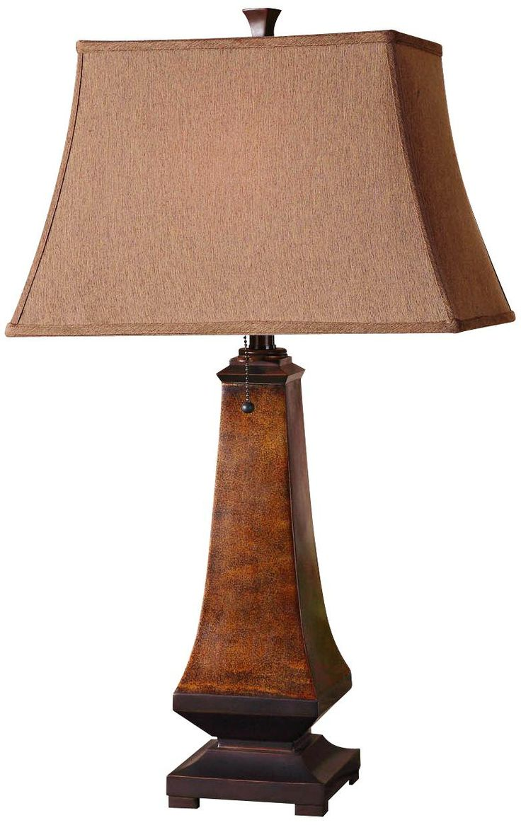 Uttermost Caldaro Oil Rubbed Bronze Table Lamp