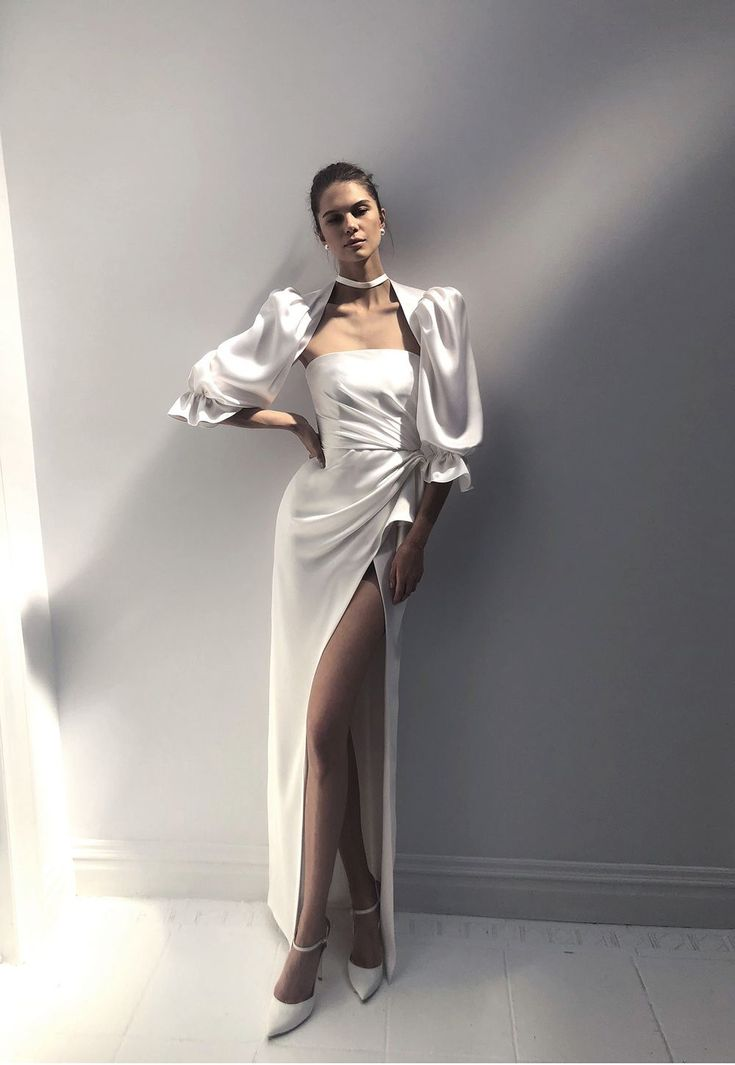 Haute Couture Wedding Style for the Non-Traditional Bride
