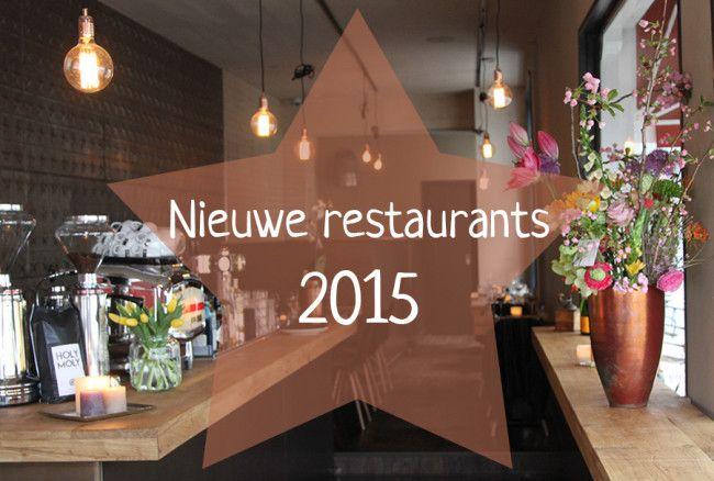 De leukste restaurants van 2015